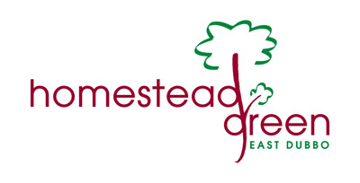 homestead green logo