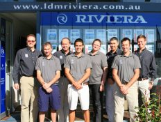 The LDM Riviera Team