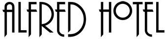 alfred hotel logo